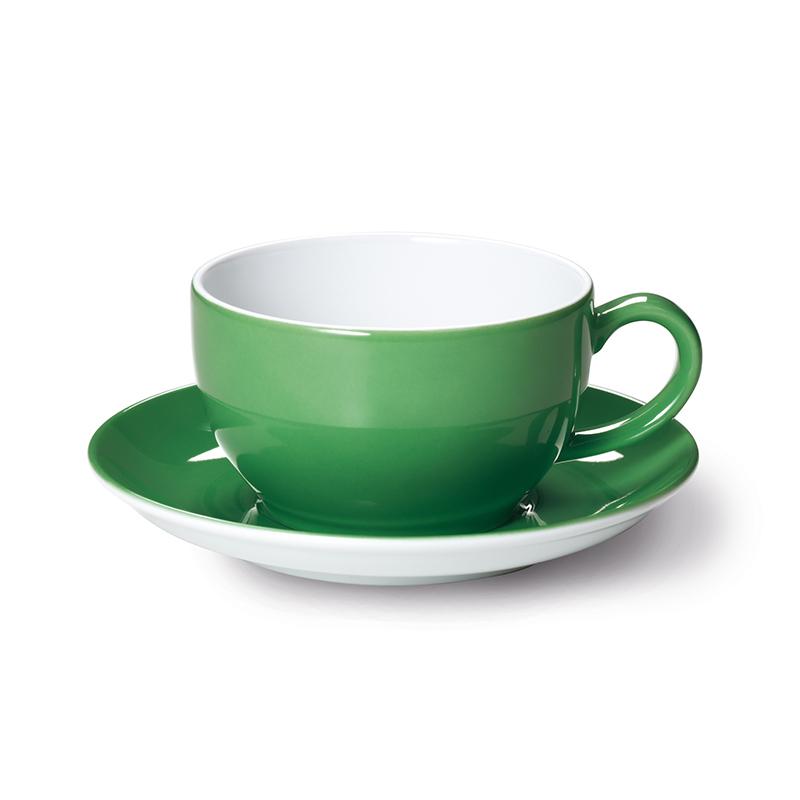 Cappuccino-Obertasse 0,30 l Solid Color Apfelgrün Dibbern