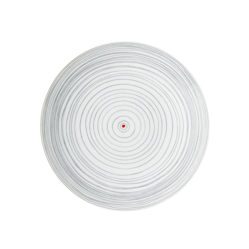Brotteller 16 cm TAC Gropius Stripes 2.0 Rosenthal Studio Line