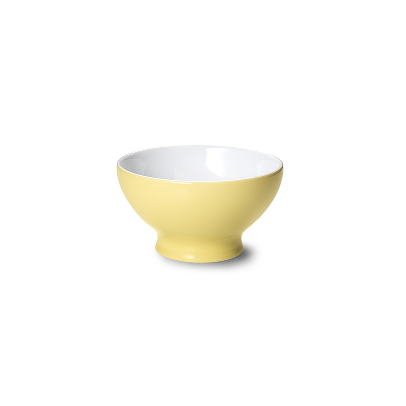 Bol 0,50 l Solid Color Vanille Dibbern