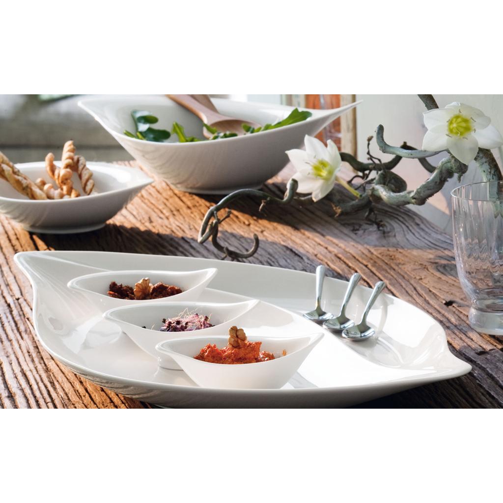 Servierteller 50x30cm New Cottage Special Serve Salad Villeroy und Boch