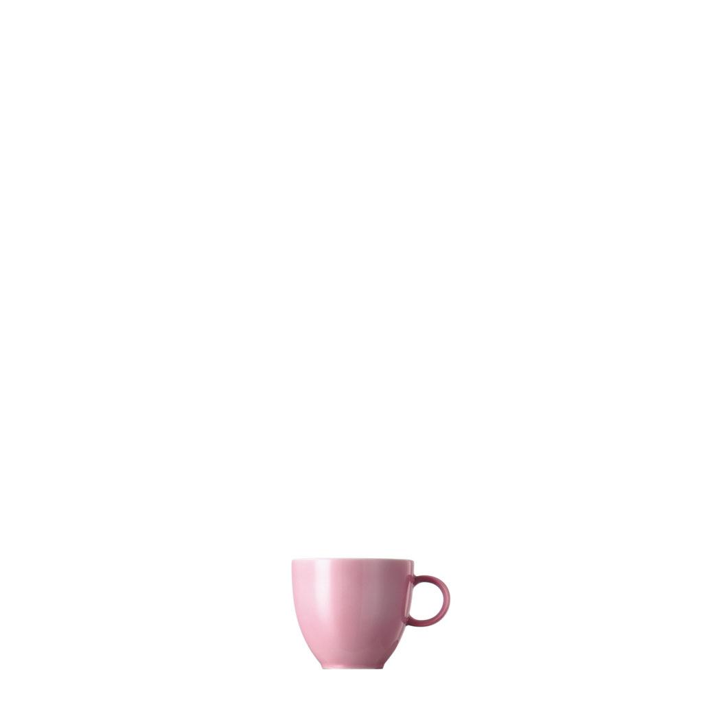 Espresso-/Mokka-Obertasse Sunny Day Light Pink Thomas Porzellan