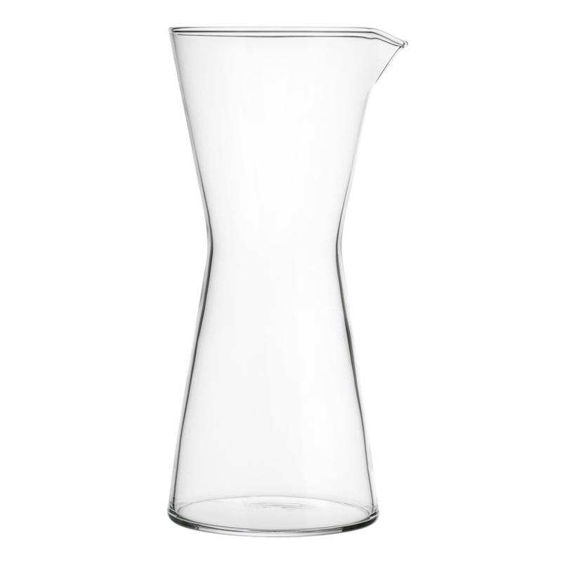 Karaffe – 950 ml - Klar Kartio Iittala
