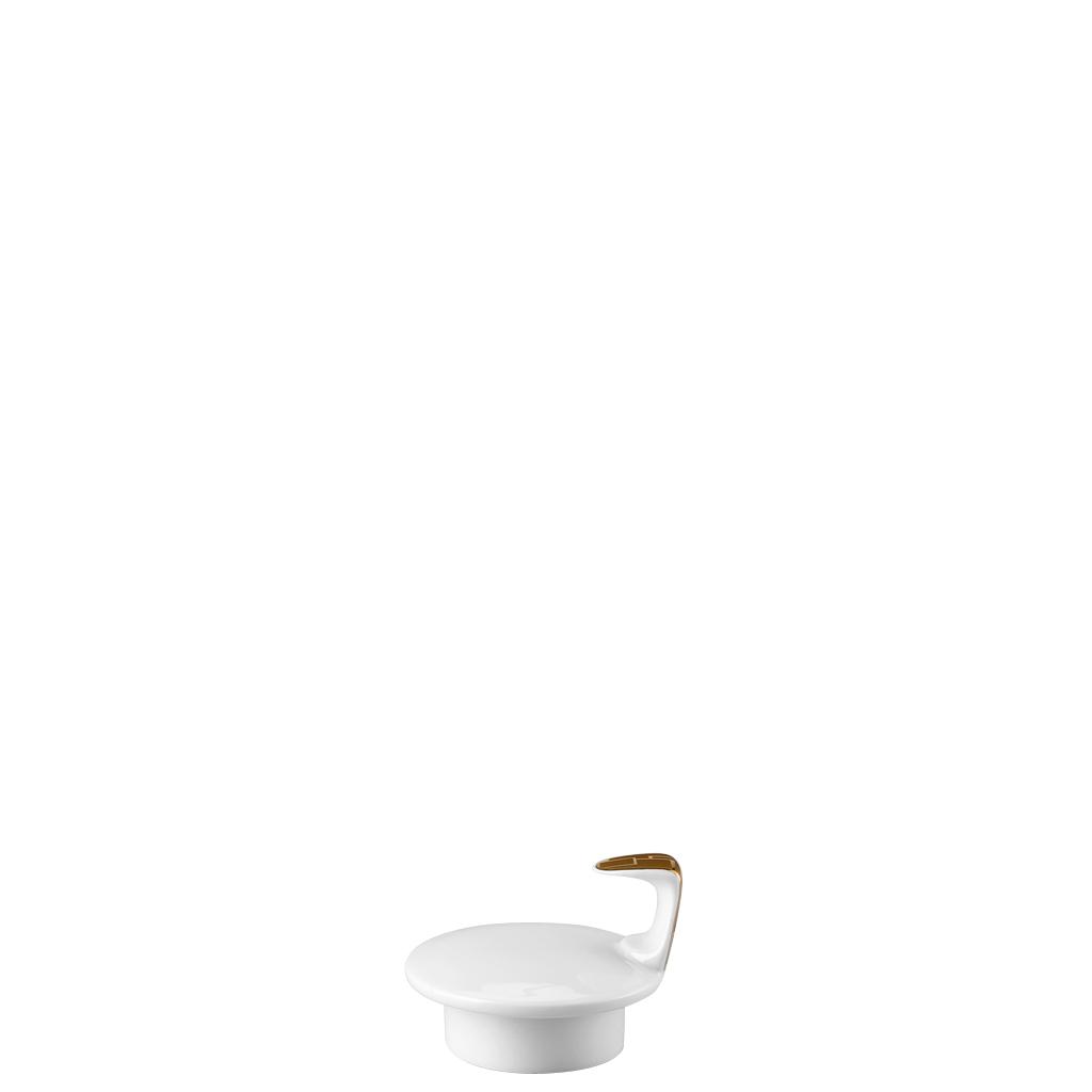 Teekanne 6 P. Deckel TAC Gropius Skin Gold Rosenthal Studio Line