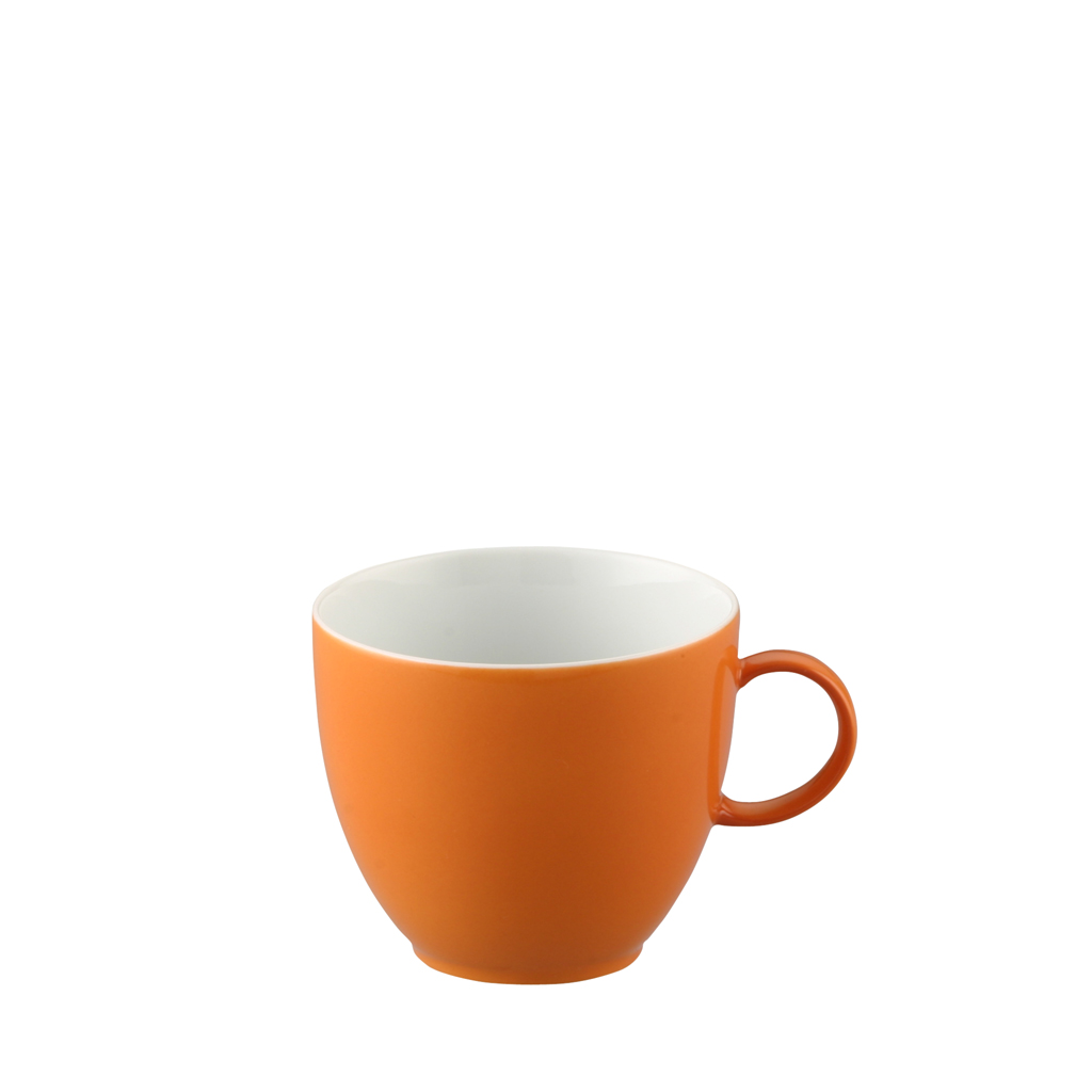 Kaffee-Obertasse Sunny Day Orange Thomas Porzellan