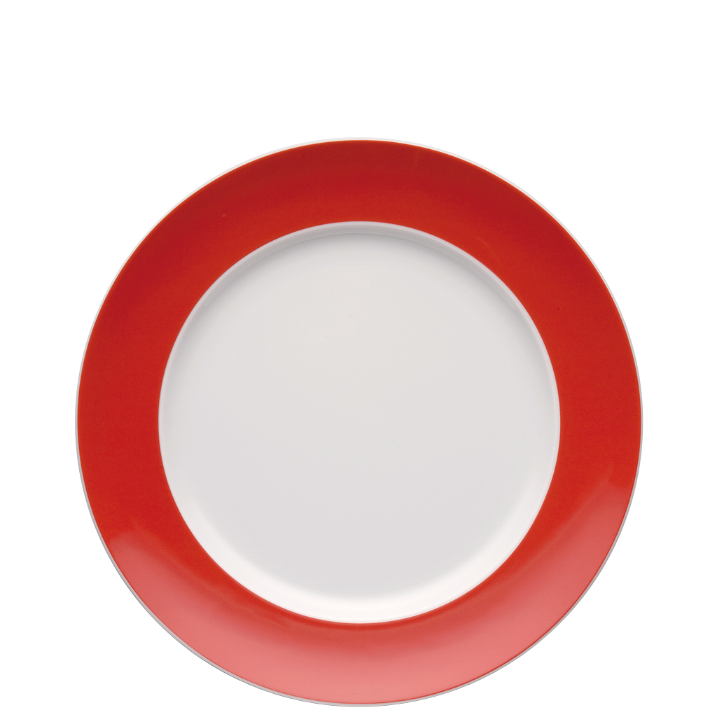 Speiseteller 27 cm Sunny Day New Red Thomas Porzellan