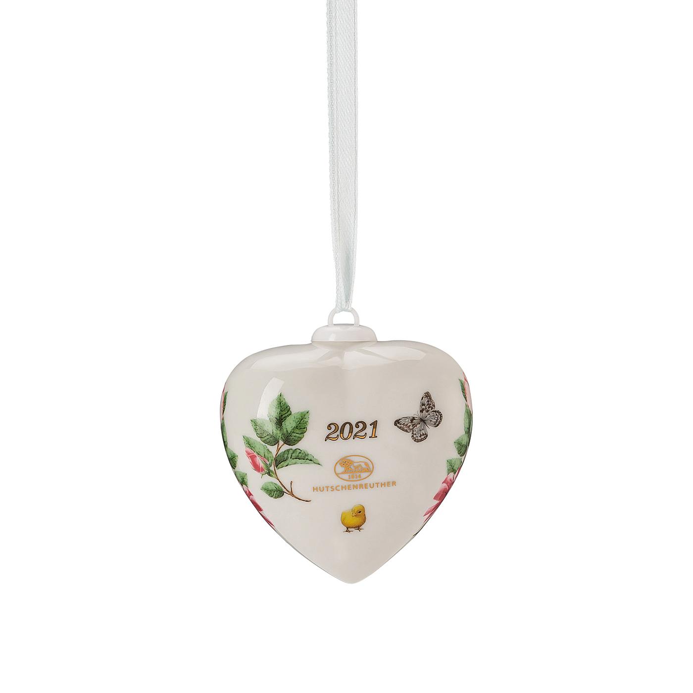 Porzellan-Herz Das Herz 2021 Hutschenreuther
