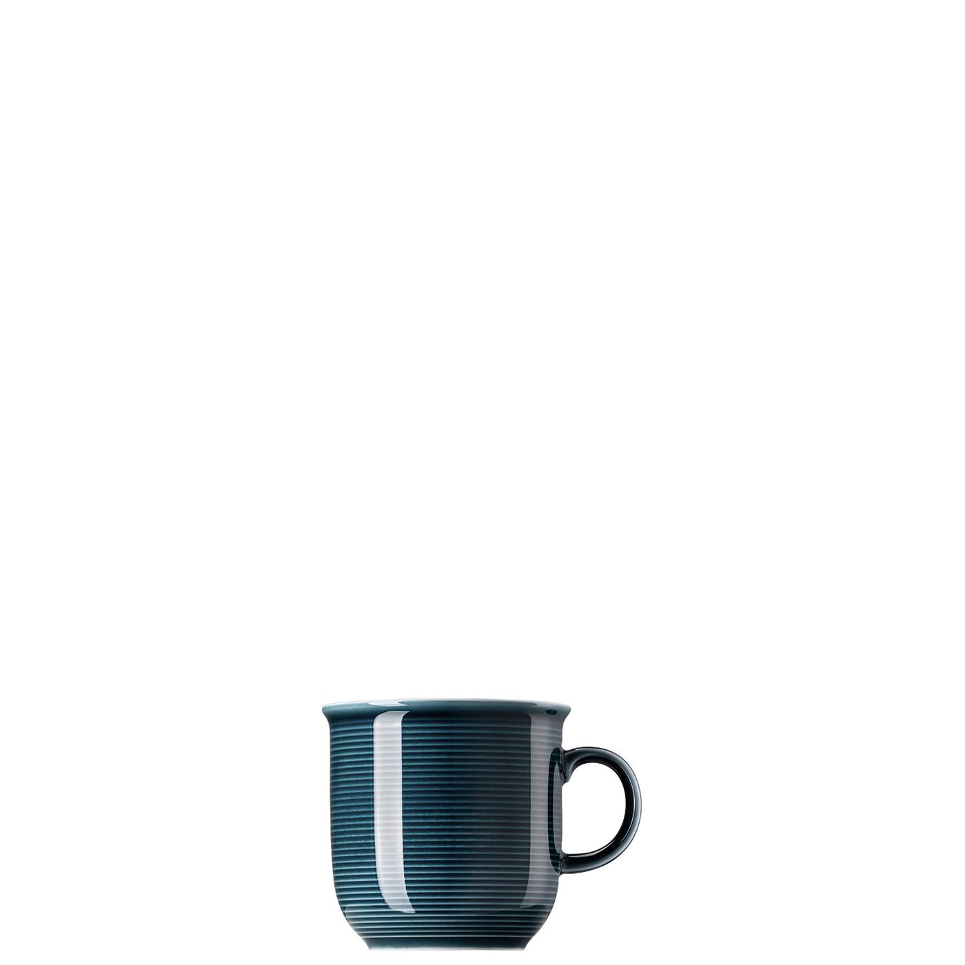 Becher mit Henkel groß Trend Colour Night Blue Thomas Porzellan