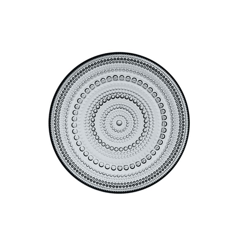 Teller – 17 cm - Grau Kastehelmi Iittala