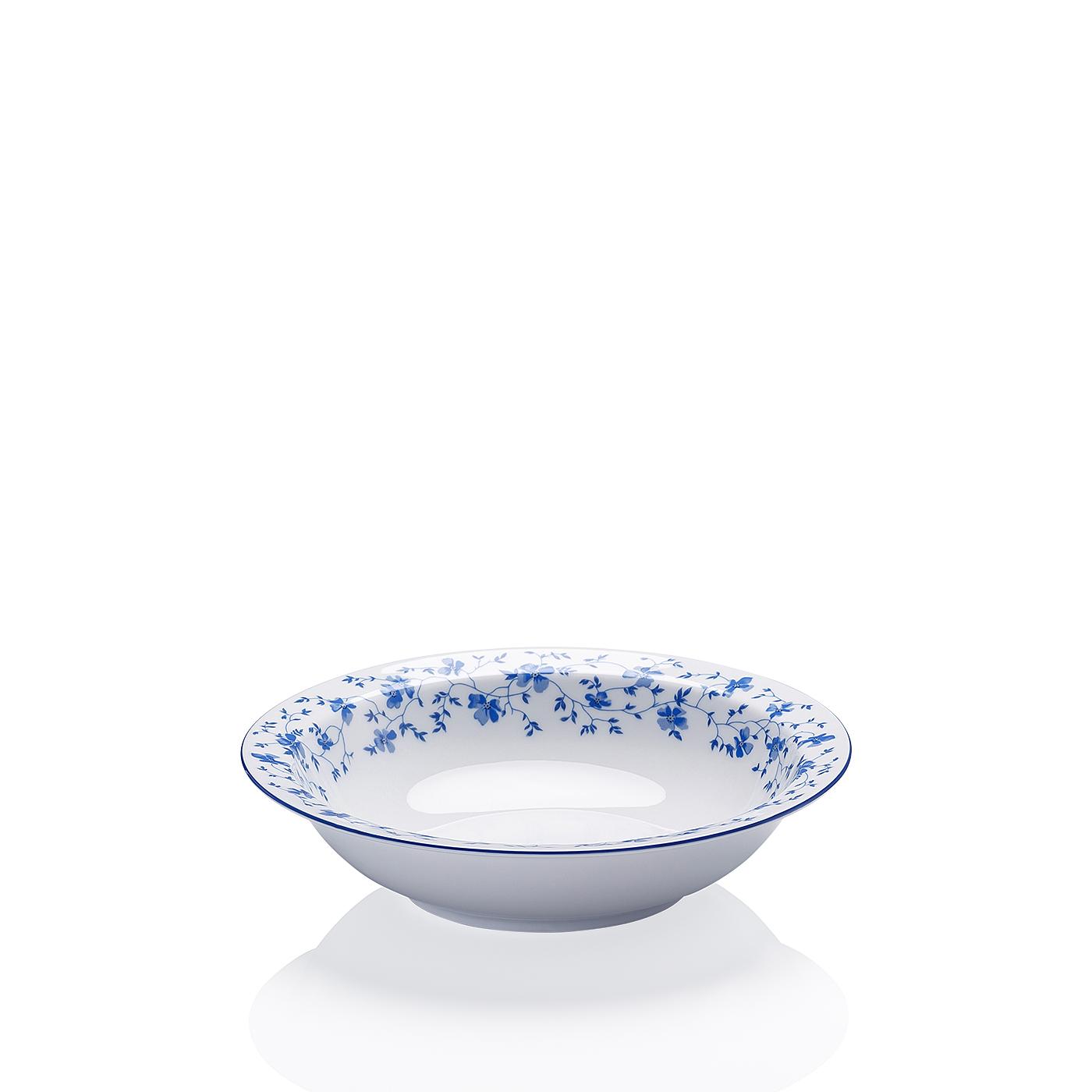 Schüssel 21 cm Form 1382 Blaublüten Arzberg