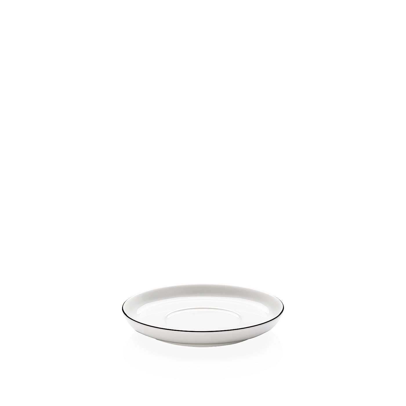 Kombi-Untertasse Cucina-Basic Colori Black Arzberg