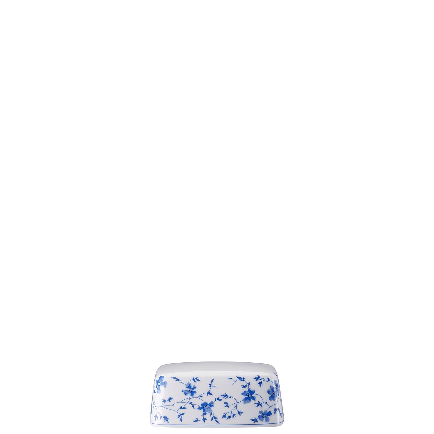 Butterdose klein Deckel Form 1382 Blaublüten Arzberg