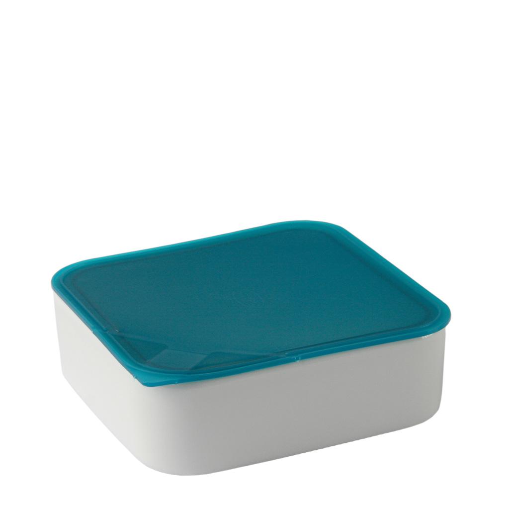 Frischebox 18x18 cm Küchenfreunde Kunststoff türkis Arzberg