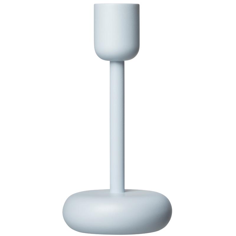Kerzenleuchter – 18,3 cm - aqua Nappula Iittala