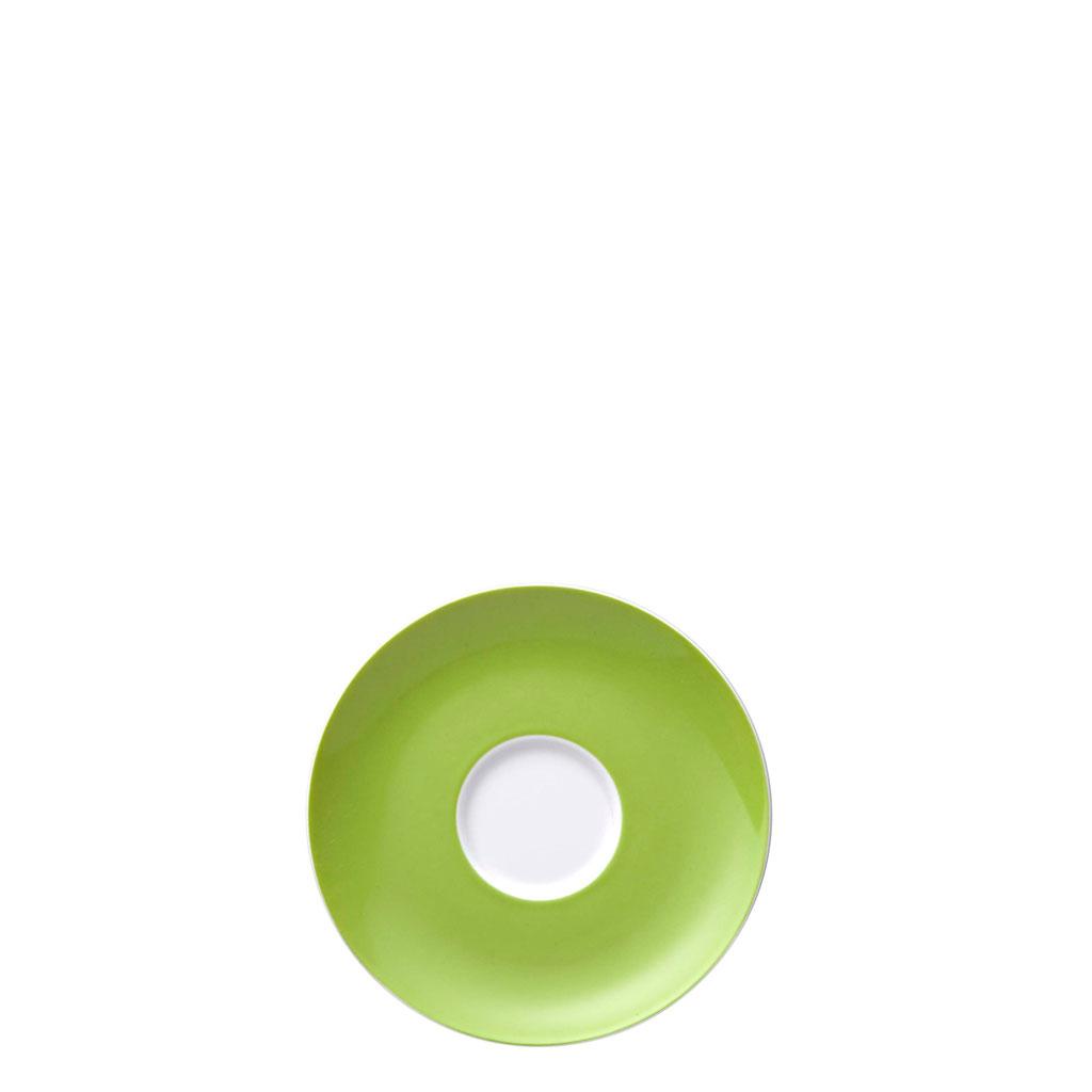 Kaffee-Untertasse Sunny Day Apple Green Thomas Porzellan