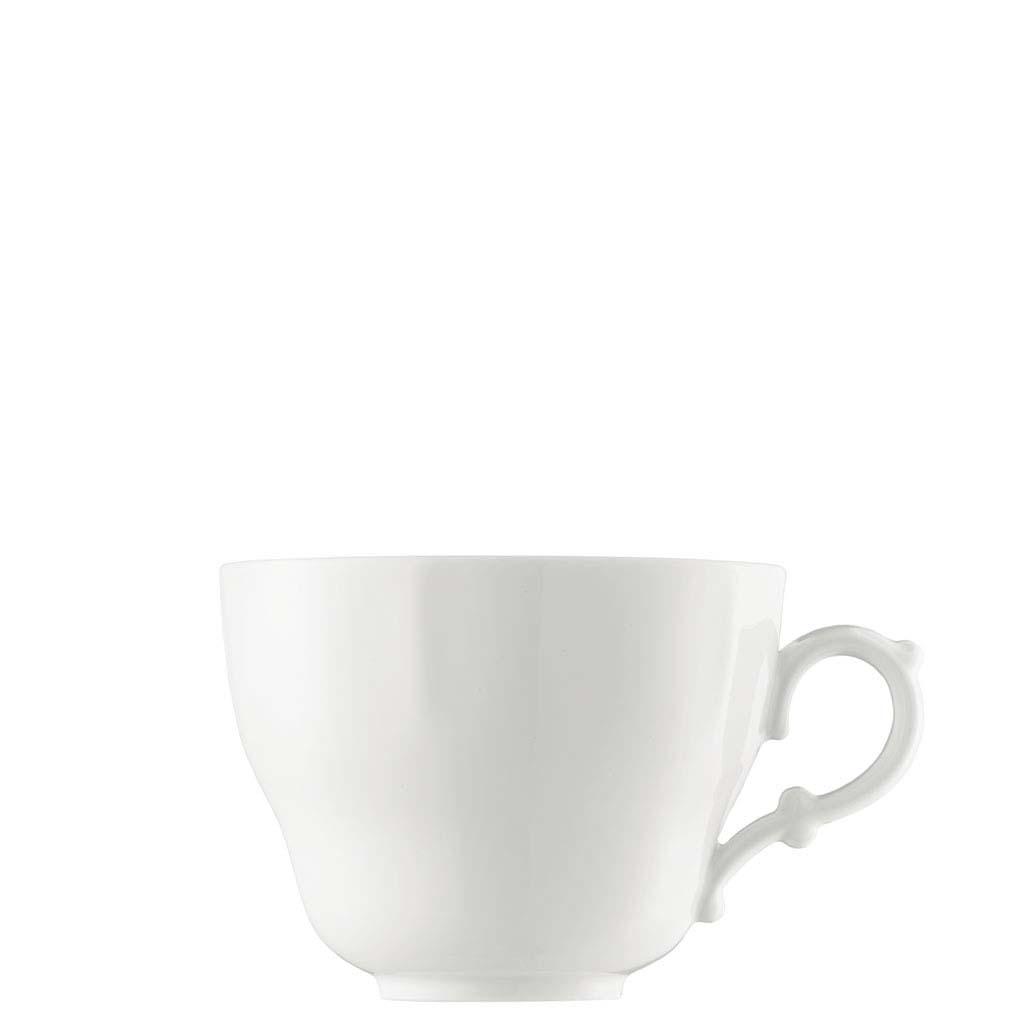 Café au lait Obertasse Maria Theresia Weiss Hutschenreuther