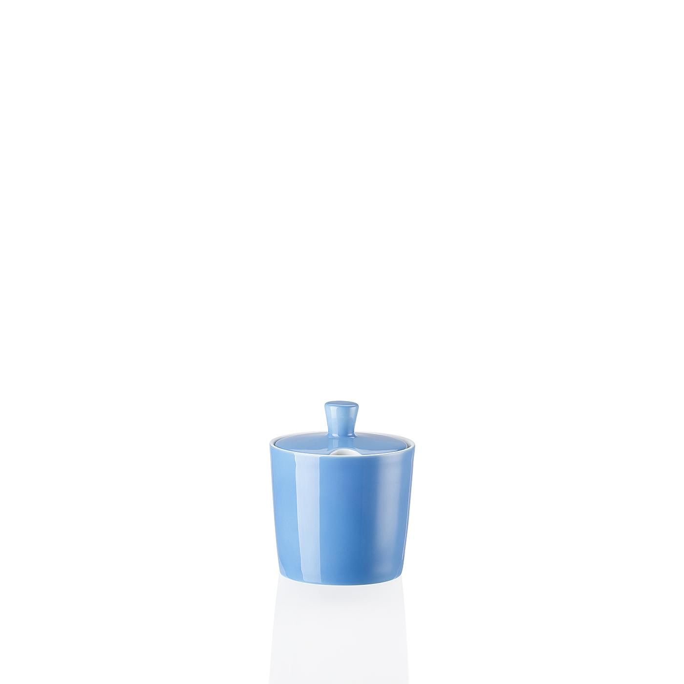 Zucker-/Marmeladendose 6 P. Tric Blau Arzberg