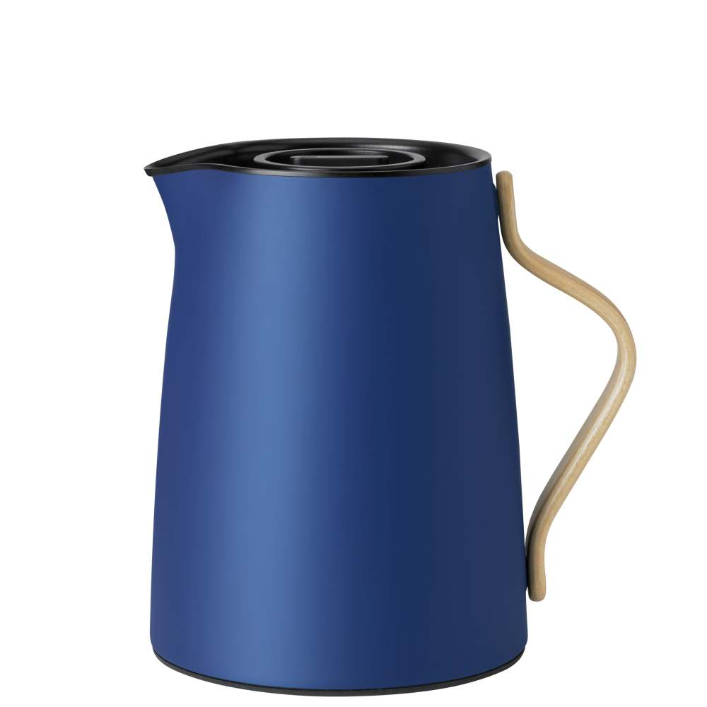Isolierkanne, Tee - 1 l. Emma Dark blue Stelton
