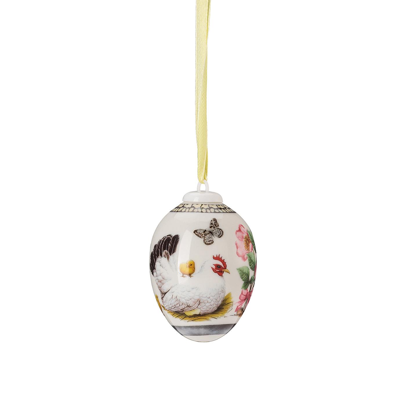 Porzellan-Ei Das Ei 2021 Hutschenreuther