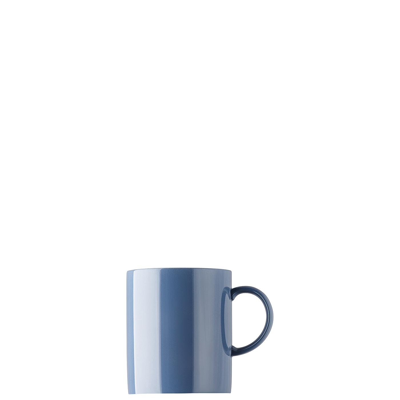 Becher mit Henkel groß Sunny Day Nordic Blue Thomas Porzellan