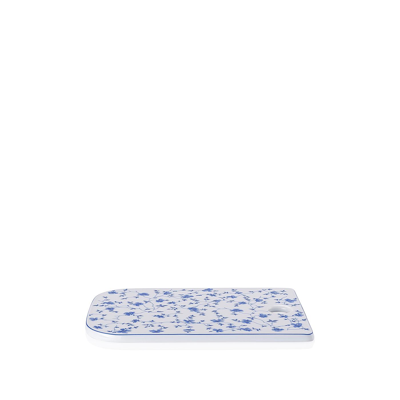 Frühstücksbrett Form 1382 Blaublüten Arzberg