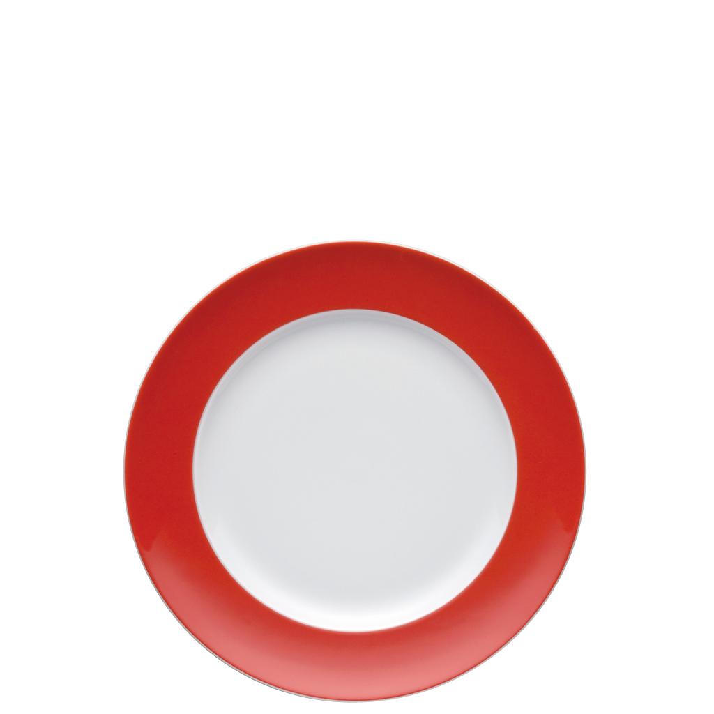 Frühstücksteller 22 cm Sunny Day New Red Thomas Porzellan