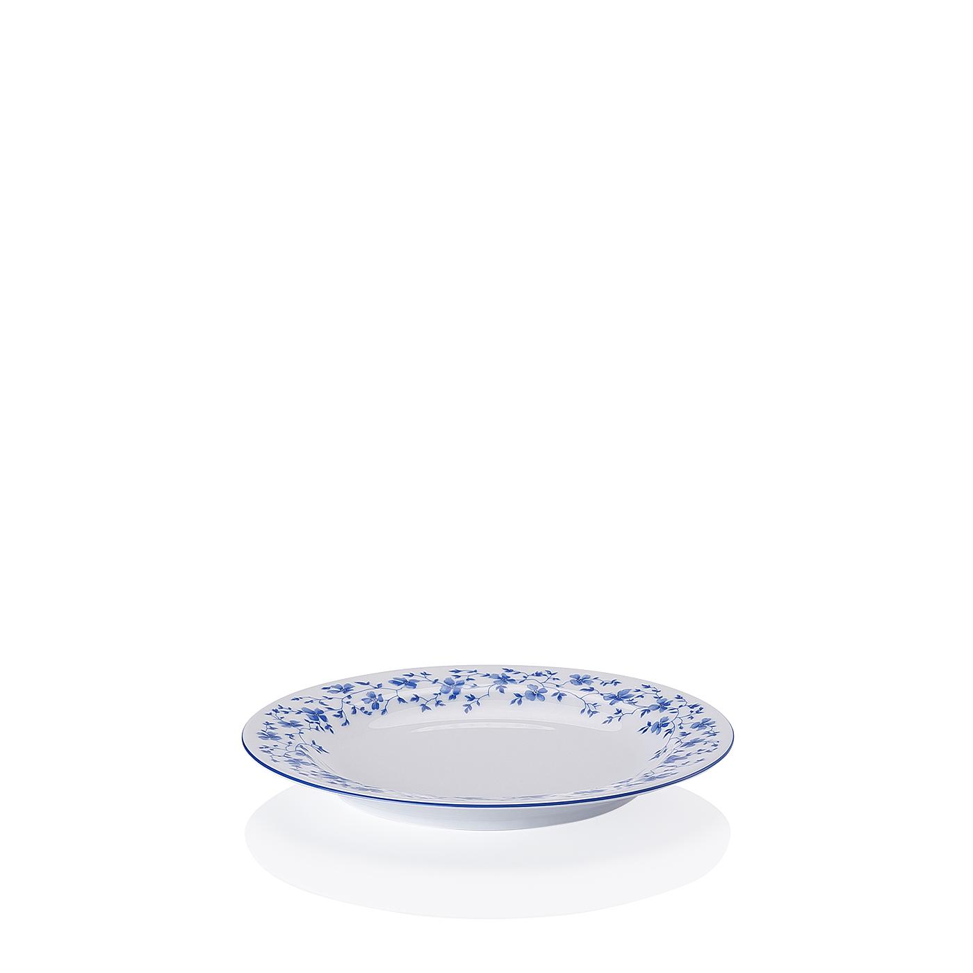 Frühstücksteller 19 cm/Fa Form 1382 Blaublüten Arzberg