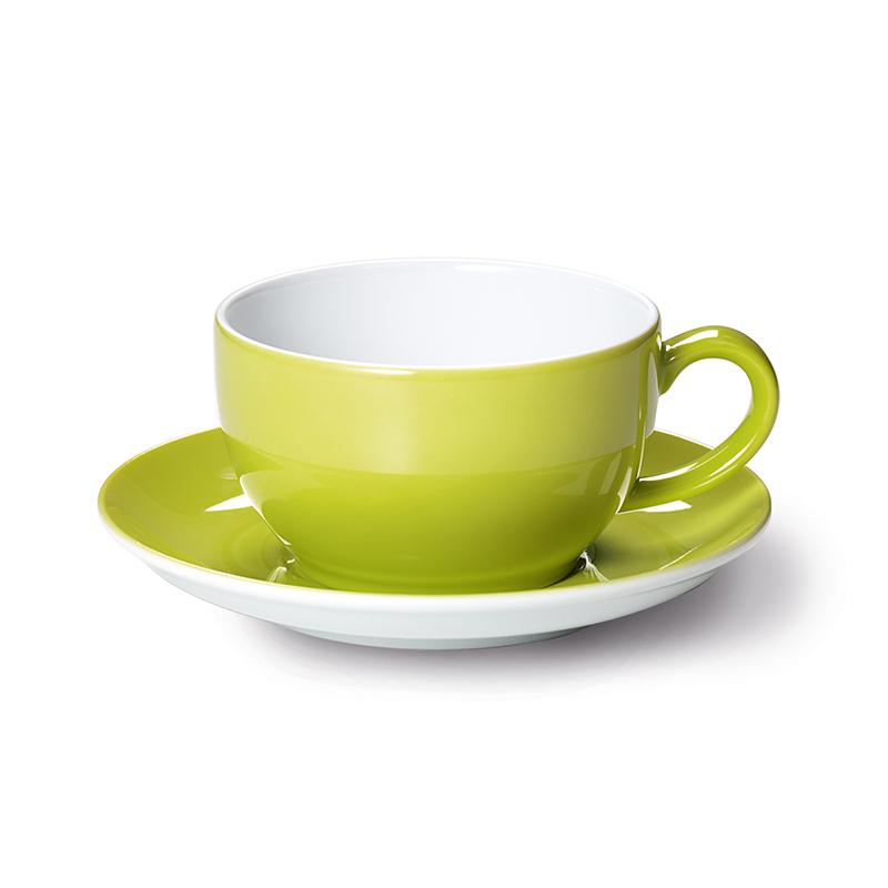 Cappuccino-Obertasse 0,30 l Solid Color Limone Dibbern