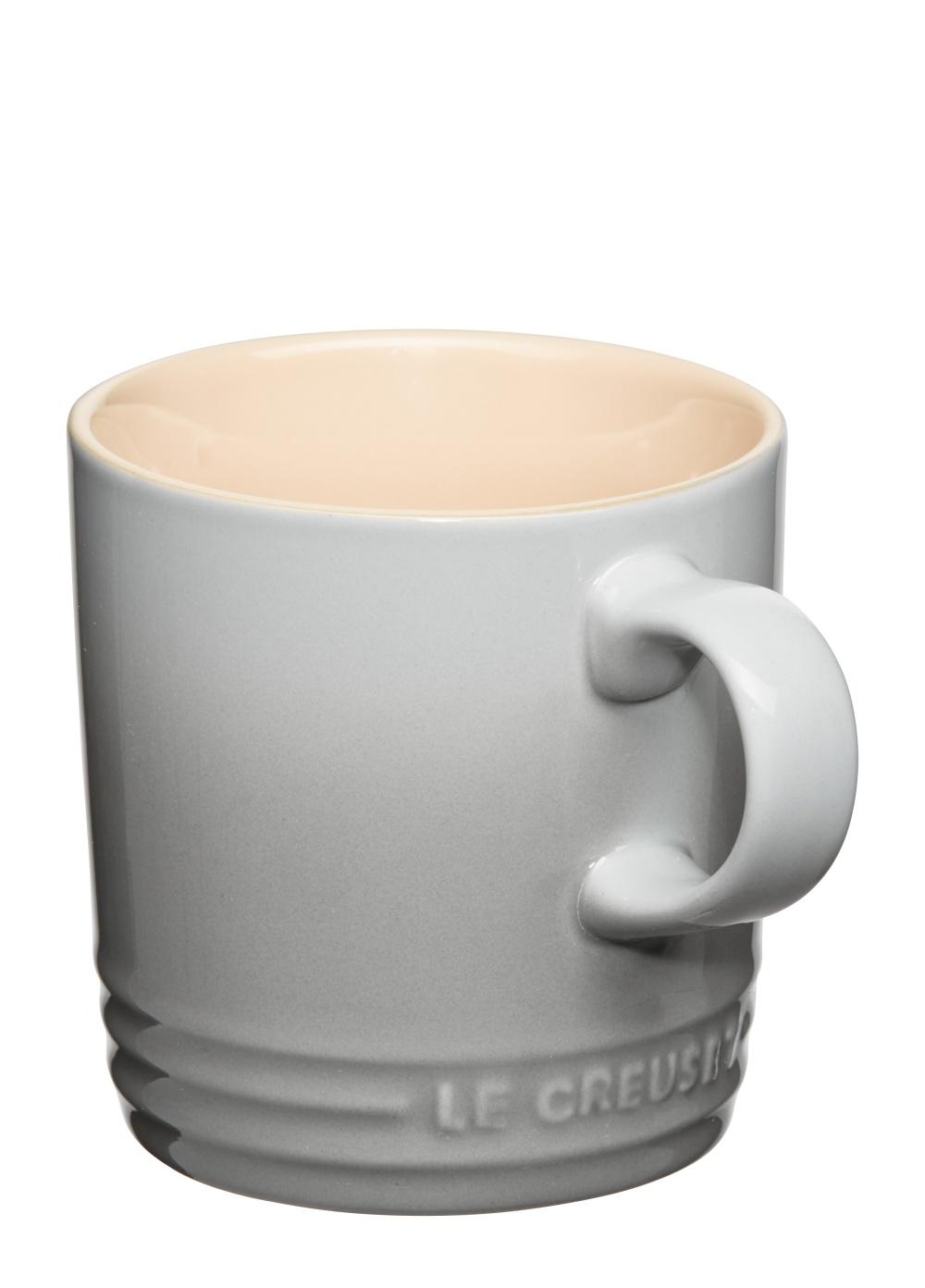 Becher 350ml Perlgrau Poterie Le Creuset
