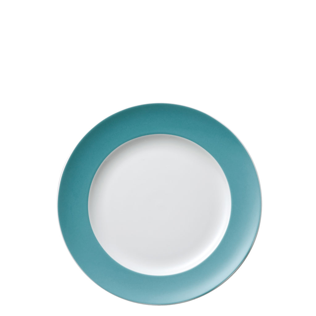 Frühstücksteller 22 cm Sunny Day Turquoise Thomas Porzellan