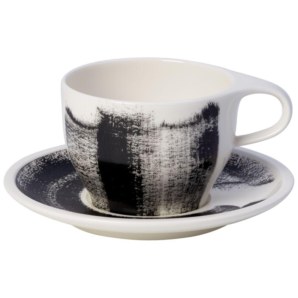 Café au lait mit Untertasse 2tlg. Coffee Passion Awake Villeroy und Boch