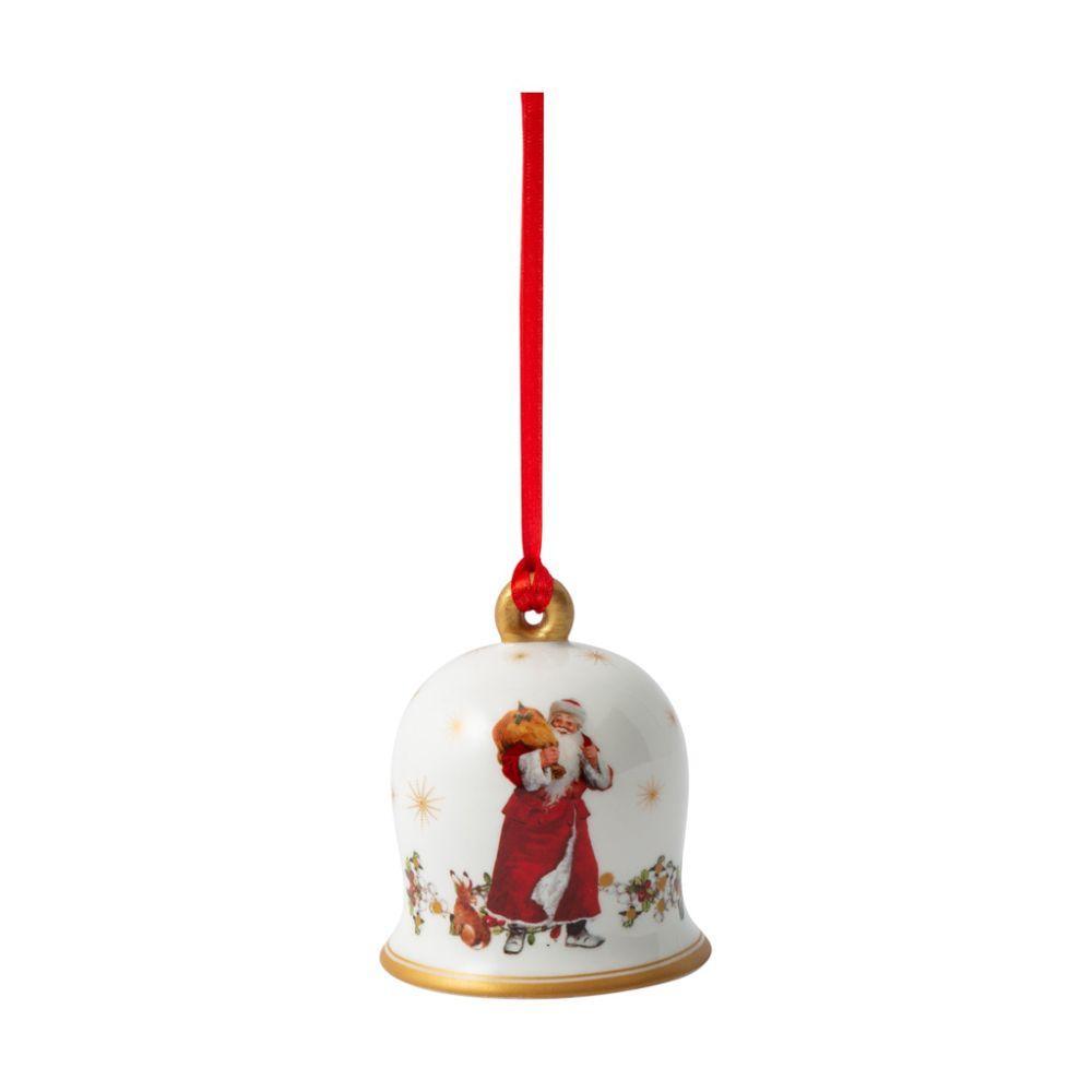 Glocke 2020 6x6x7cm Annual Christmas Edition Villeroy und Boch