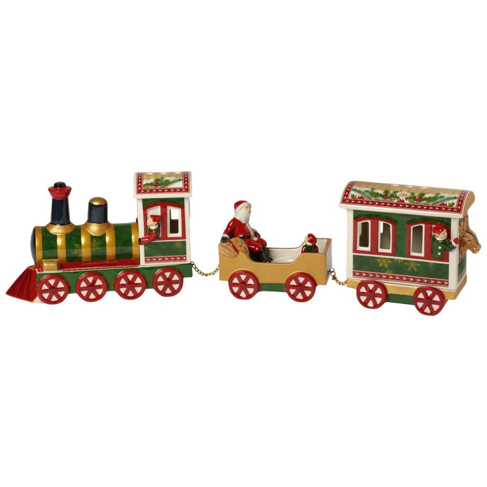 Nordpol Express 55x8x15cm Christmas Toys Memory Villeroy und Boch