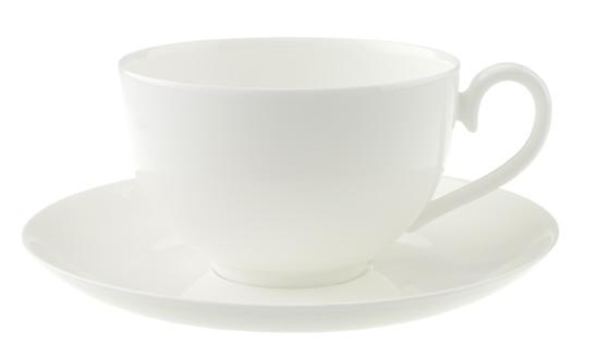 Café au lait mit Untertasse 2tlg. Royal Villeroy und Boch