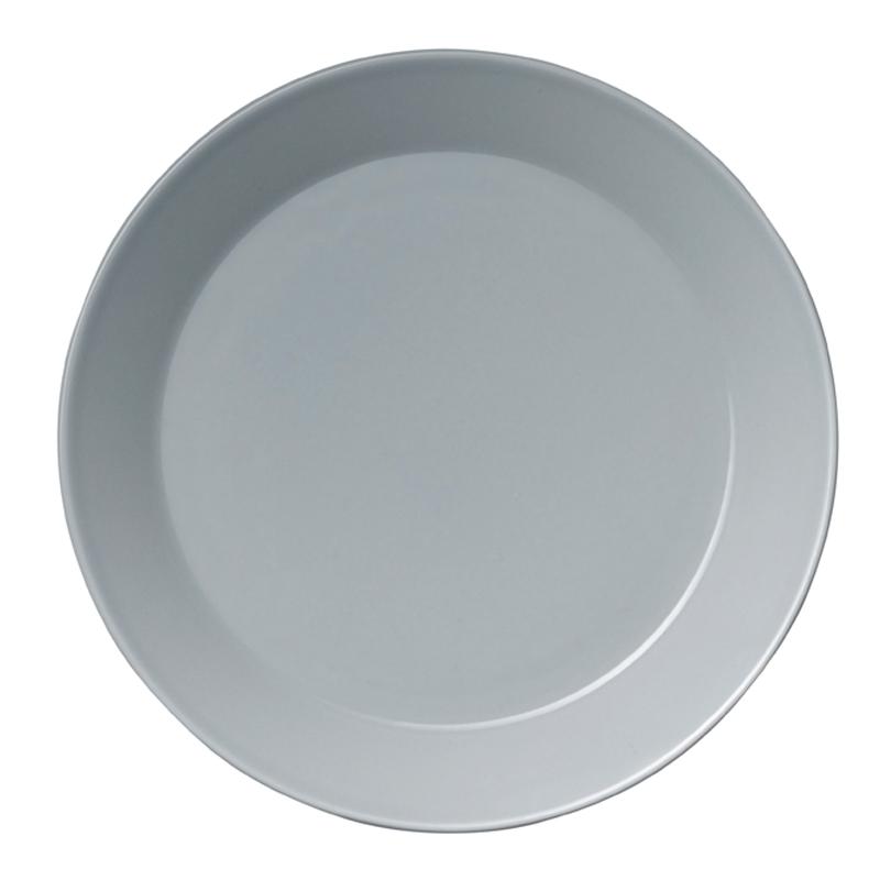 Teller - 26 cm - Perlgrau Teema pearl grey Iittala