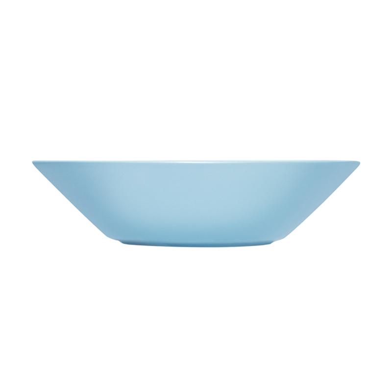 Teller tief - 21 cm - Hellblau Teema light blue Iittala
