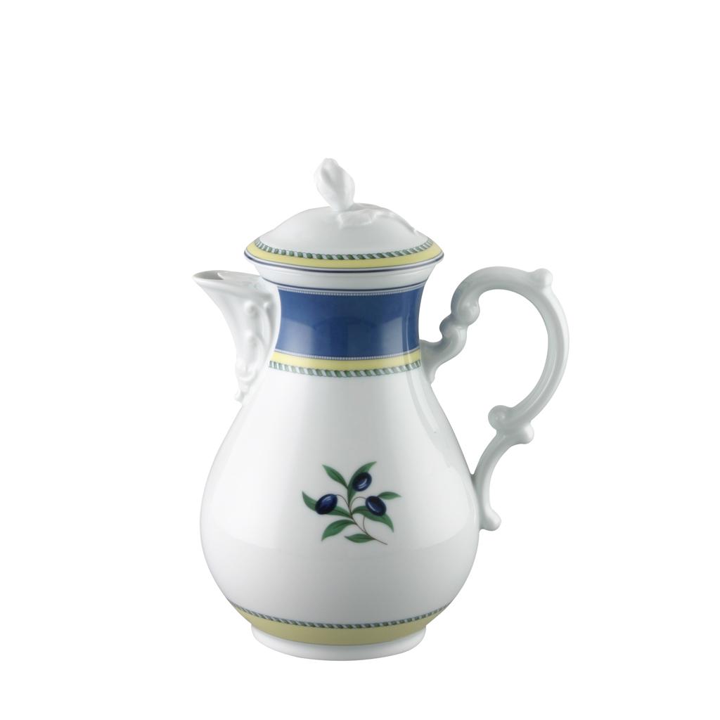 Kaffeekanne 6 P. Maria Theresia Medley Hutschenreuther