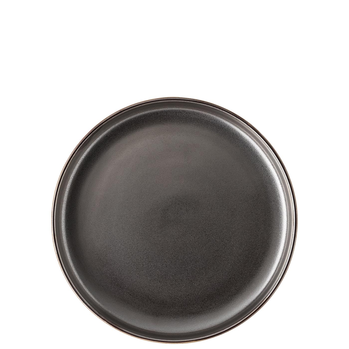 Gourmetteller 24 cm Joyn Stoneware Iron Arzberg
