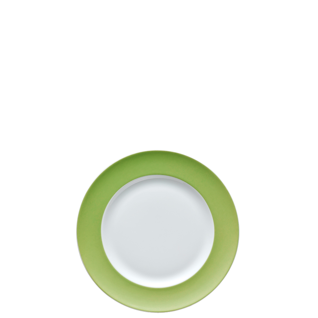 Brotteller 18 cm Sunny Day Apple Green Thomas Porzellan