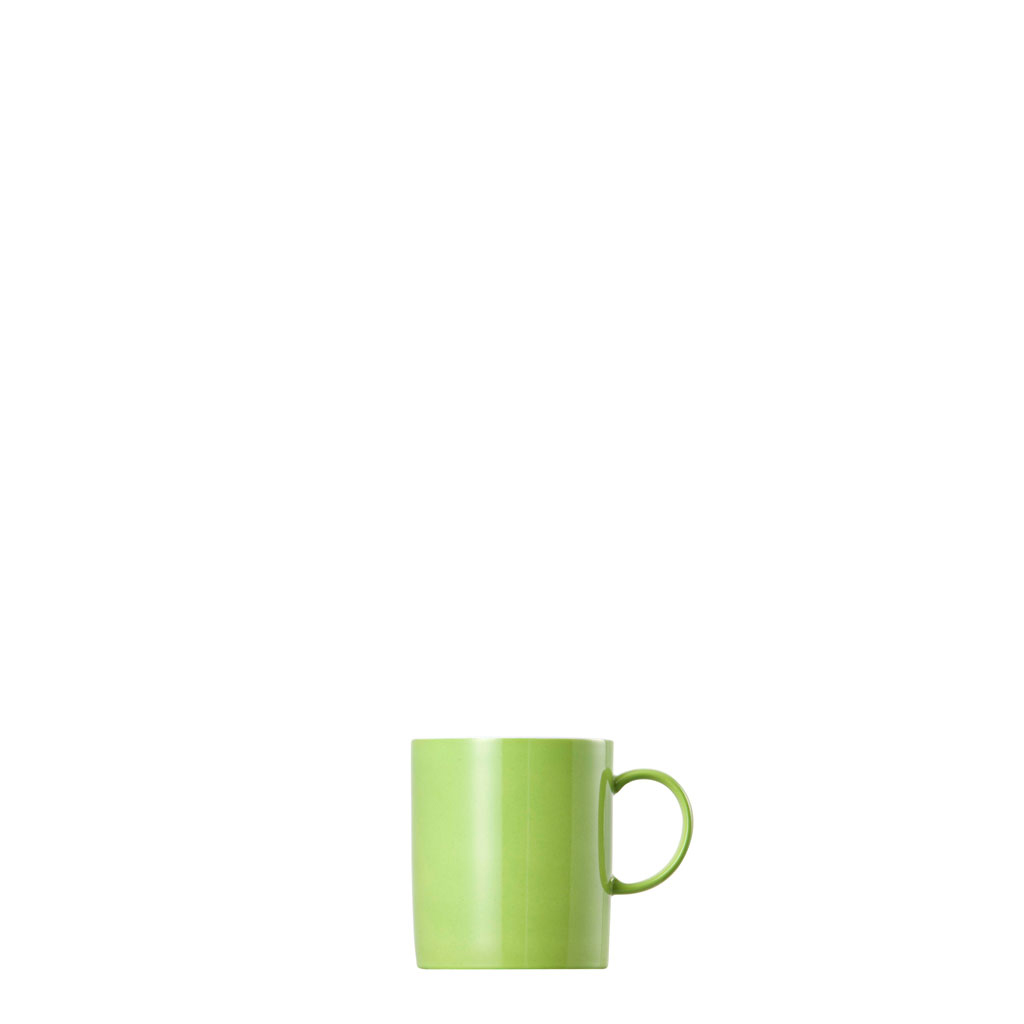 Becher mit Henkel Sunny Day Apple Green Thomas Porzellan