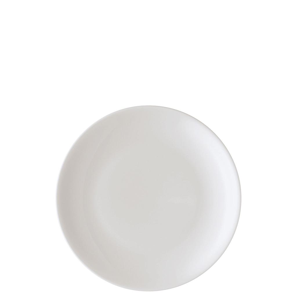 Frühstücksteller 19 cm Form 2000 Weiss Arzberg