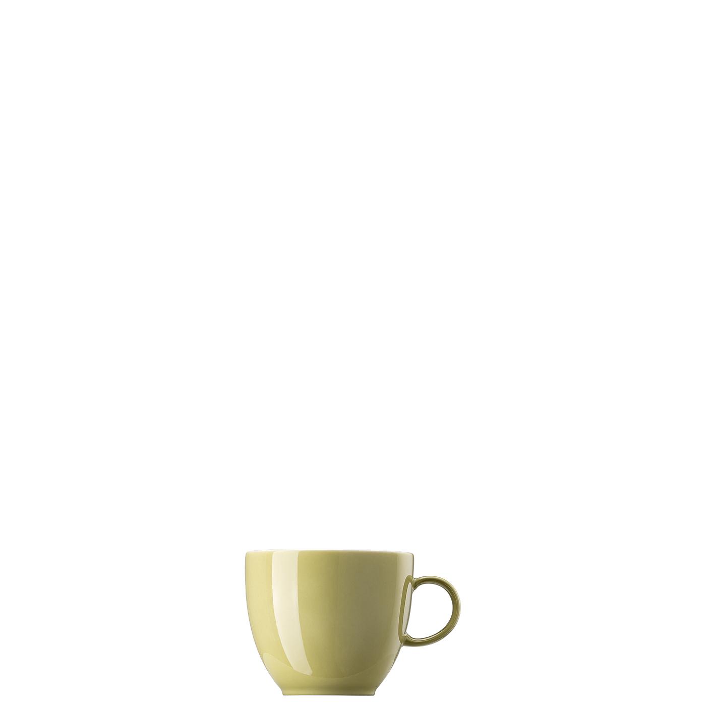 Kaffee-Obertasse Sunny Day Avocado Green Thomas Porzellan