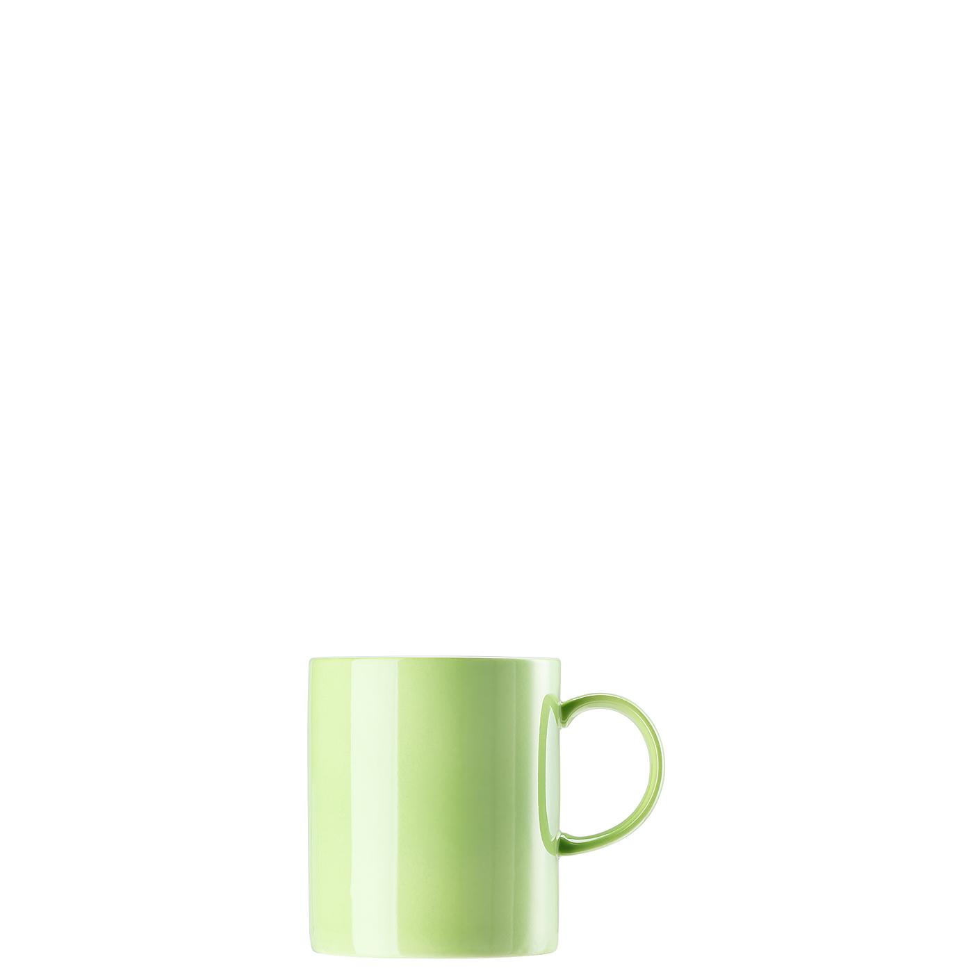 Becher mit Henkel groß Sunny Day Apple Green Thomas Porzellan