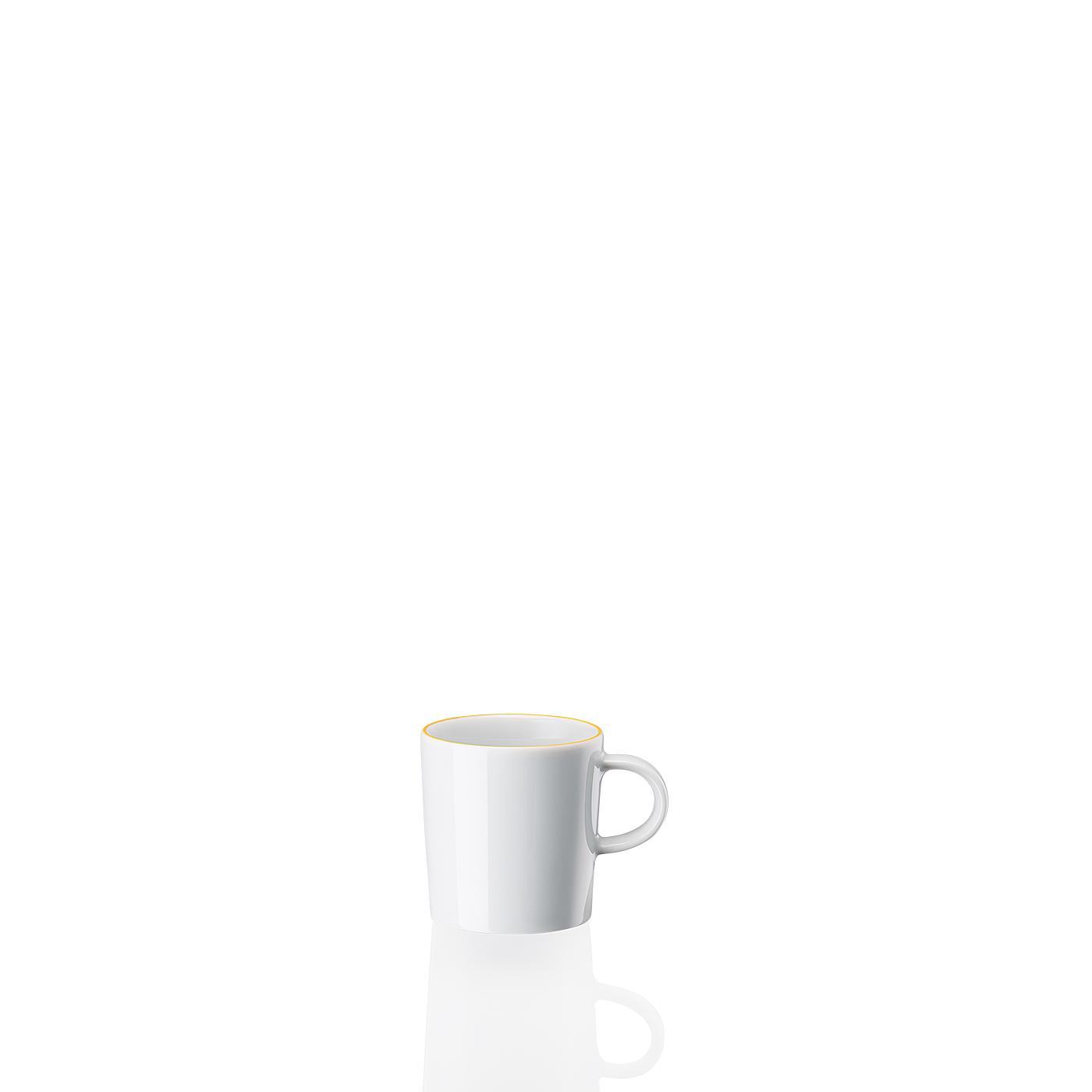 Espresso-Obertasse Cucina-Basic Colori Orange Arzberg