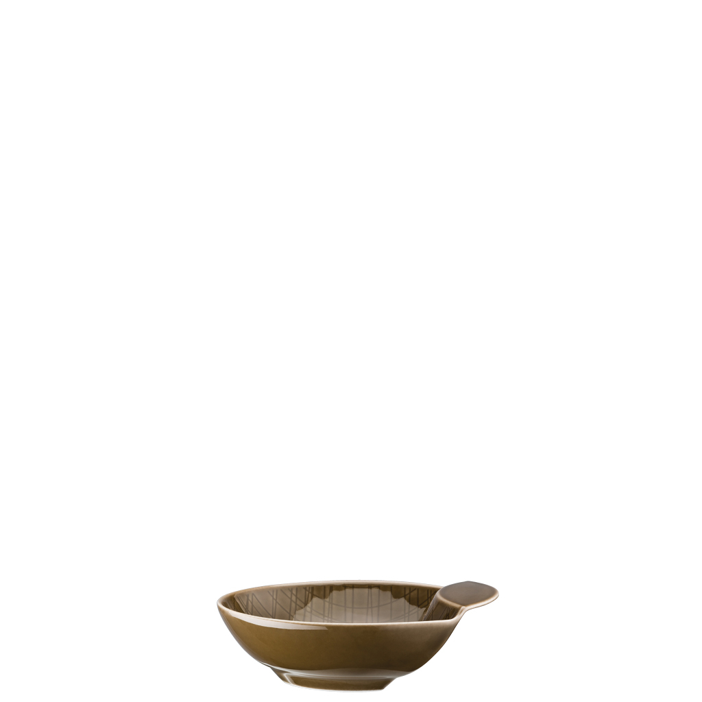 Schale tief 14 cm Mesh Colours Walnut Rosenthal