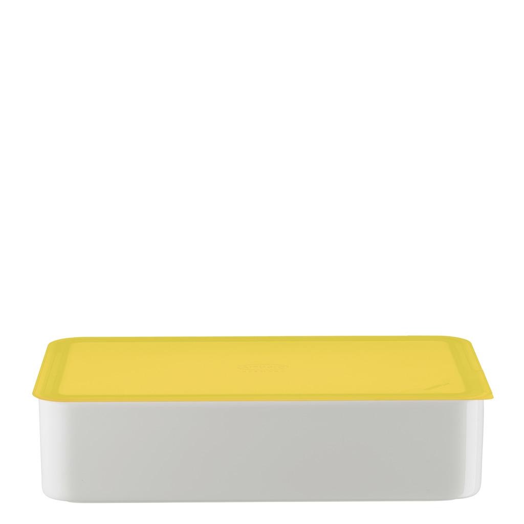Frischebox 15x25 cm Küchenfreunde Kunststoff gelb Arzberg