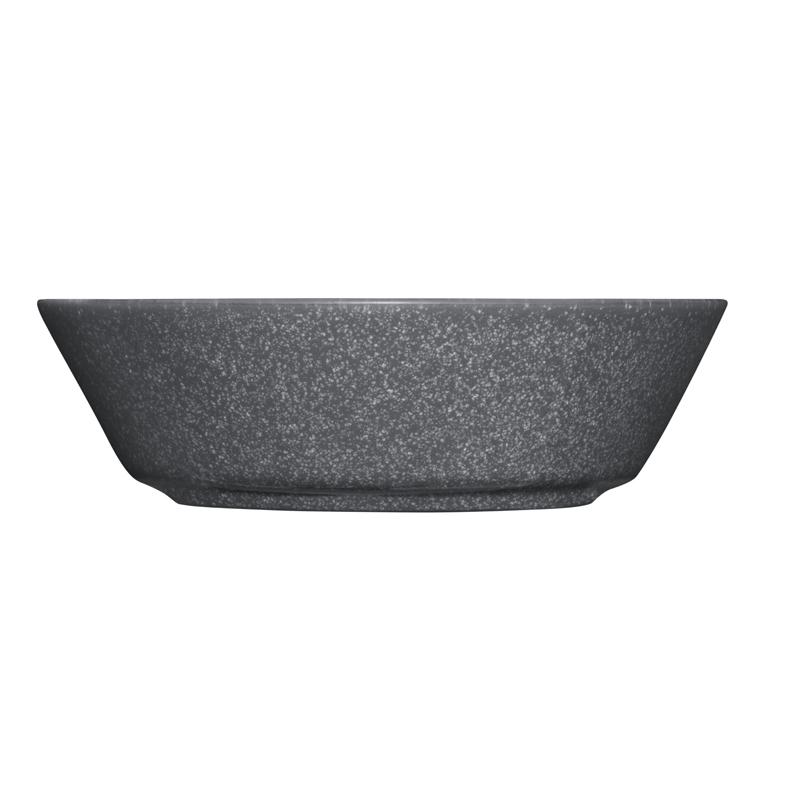Teller tief - 15 cm - Duo Grau Teema Tiimi Iittala