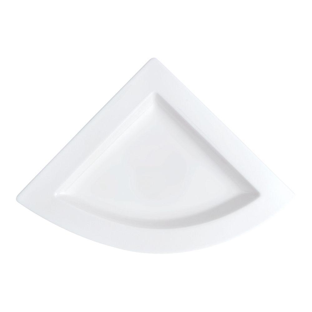 Teller Dreieckig 22x22cm Newwave Villeroy und Boch