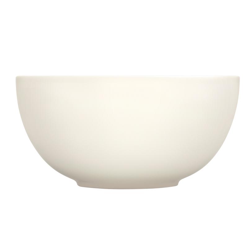 Schale – 3400 ml / 23 cm - Weiss Teema white Iittala