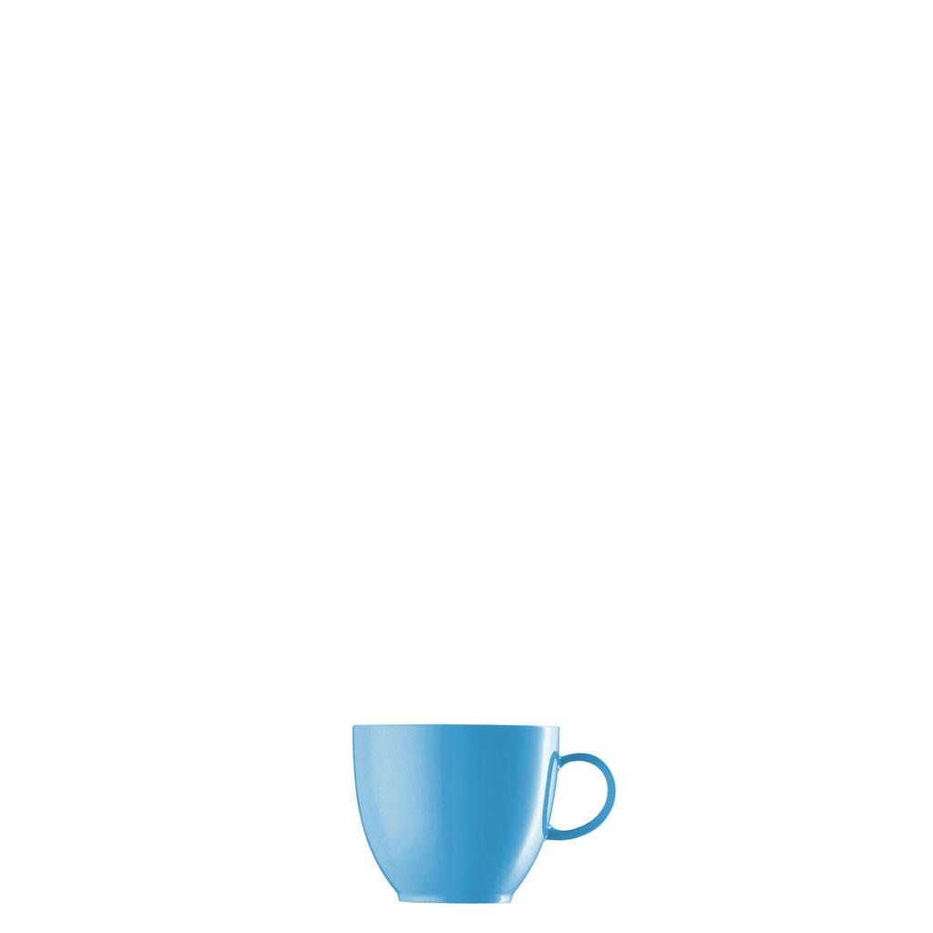 Kaffee-Obertasse Sunny Day Waterblue Thomas Porzellan