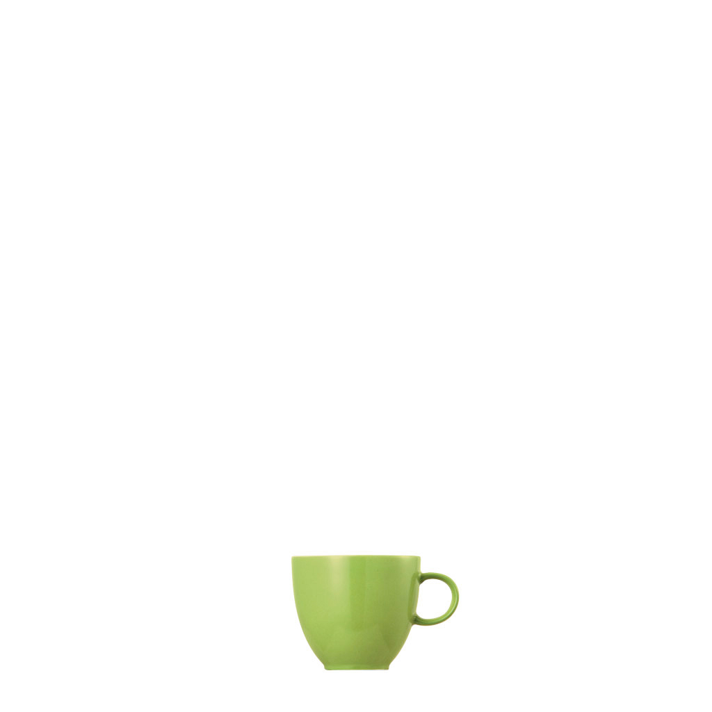 Espresso-/Mokka-Obertasse Sunny Day Apple Green Thomas Porzellan